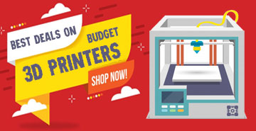Best Deals on Budget 3D Printers