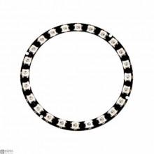 24Bit WS2812 Ring RGB LED Module