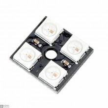 4Bit WS2812 RGB LED Module