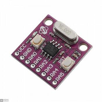 PIC12F508 Microcontroller Development Board