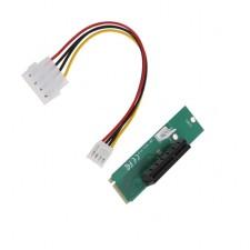 M.2 NGFF to PCI-E X4 Key M adapter card 1X 4X mining adapter card PCI-e 1X