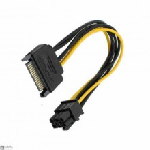 5 Pin To 6 Pin PCI Express Graphics Card Power Cable