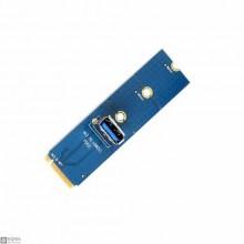 NGFF M.2 To PCI-E X1 Slot AdapterCard