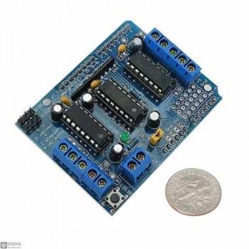 L293D Arduino Motor Driver Shield [600mA]
