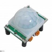 2 PCS HC-SR501 PIR Motion Detector Module [5V-20V]