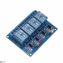 10 PCS 4 Channel Relay Module [5V] [10A]