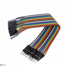 40 PCS Male To Female Dupont Wire