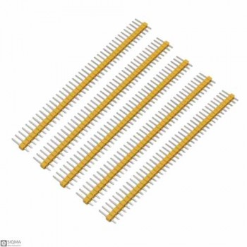 100 PCS 1x40 Male 2.54mm Pin Header