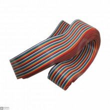 5m 40 Pin Color DuPont Wire