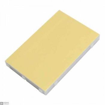 5 PCS Mini Breadboard [85mmx55mm]