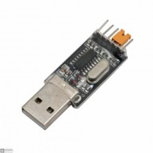 15 PCS CH340G USB To TTL Converter Module [6 Pin]