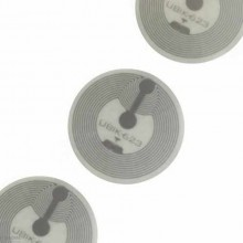 100 PCS 13.56MHz 25mm RFID Label