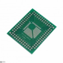 10 PCS FQFP TQFP LQFP to DIP Adapter Board