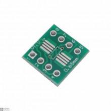 100 PCS SOP8 SSOP8 TSSOP8 to DIP8 Adapter Board
