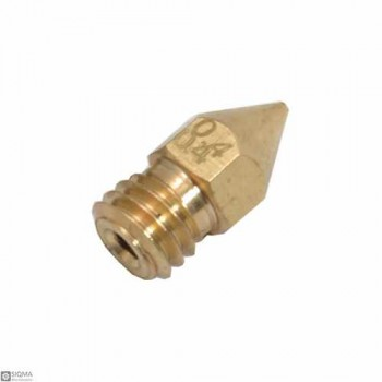 0.4mm 3D Printer Extruder MK8 Nozzle