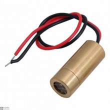 15 PCS 650nm 5mW Cross Laser Module [3V]