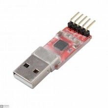 10 PCS CP2102 USB To TTL Converter Module [5 Pin]