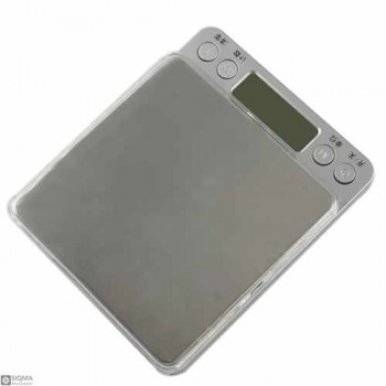 Digital Scale with LCD [3Kg - 0.1g]