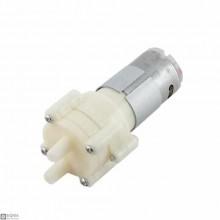 385B-9 Miniature DC Water Pump Motor [12V] [0.108 m3ph]