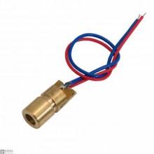 10 PCS Red Dot Laser Diode Module [5mW] [650nm]