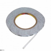 3M Double-sided Heat-Resistant Adhesive Tape [50m Length] [Optional Width]