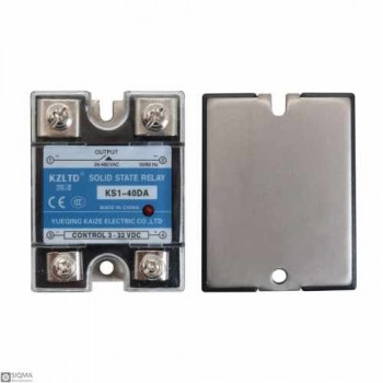 KS1-40DA Single Phase Solid State Relay [40A]