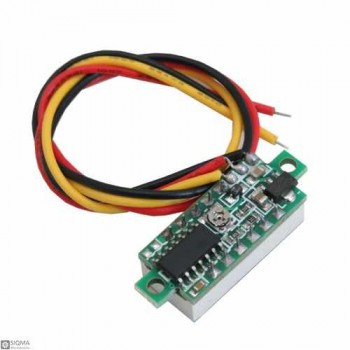 15 PCS 0.28 Inch Digital DC Voltage Meter Module (tiny Voltmeter)