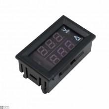 DC Voltmeter Ammeter [10A , 100V]