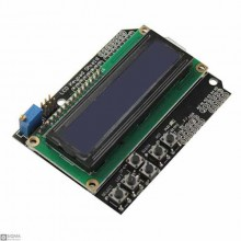 1602 5V LCD Screen Arduino Shield