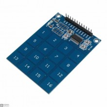 TTP229 Capacitive Touch Keypad Module [16CH] [12 Pin]