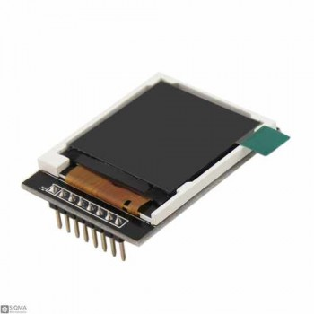 ILI9163C  Full Color TFT Display Module [1.44 inch] [128x128 Pixel]