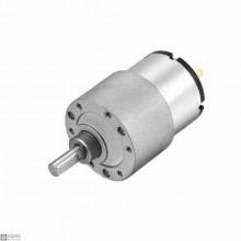 ASLONG JGB37-520 12V DC Worm Gear Motor