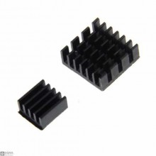 20 PCS Raspberry Pi Heat Sink [2 Size]