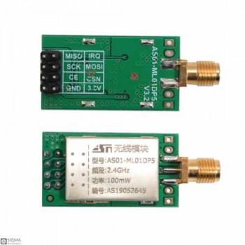 2 PCS NRF24L01 + PA Wireless Transceiver Module