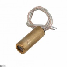 5 PCS Red Line Laser Diode Module [5mW] [650nm]