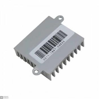 2 PCS Aluminum Heat Sink [40x43x11mm]