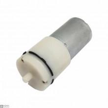 Mini DC Air Pump Motor [3V-6V] [0.6 lpm]