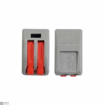 100 PCS PCT Spring Lever Connector [212, 213, 215]