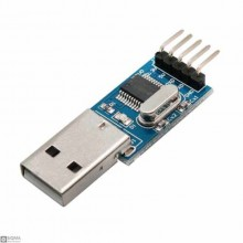 10 PCS CH340T USB To TTL Converter Module [5 Pin]