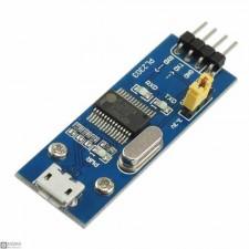 PL2303TA Micro USB to TTL Converter Module [4 Pin]