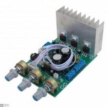 3-Channel Stereo Subwoofer  Audio Amplifier Module [2x15W , 30W]