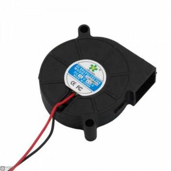 5 PCS 3D printer 5015 12V Extruder Cooling Fan