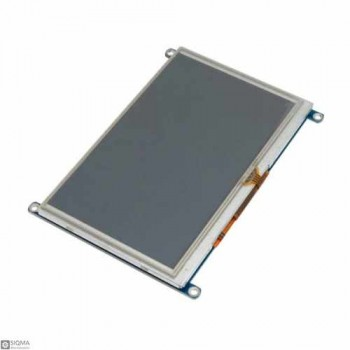 Resistive Touch TFT Display Module with HDMI and Pen [5 inch] [800x480 Pixel]