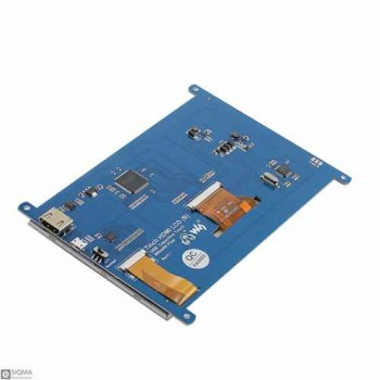 WAVESHARE USB Capacitive Touch TFT LCD with HDMI [7 inch] [800x480 Pixel]