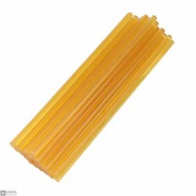 10 PCS Transparent Hot Melt Glue Stick [7x240mm , 11x240mm]