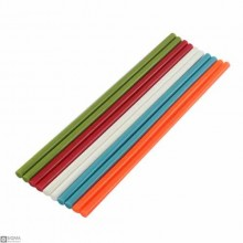 100 PCS 7x250mm Color Glue Stick