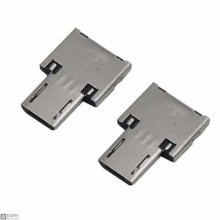 60 PCS USB to Micro USB OTG Converter