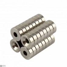 50 PCS Neodymium Magnet Ring [12x4mm]