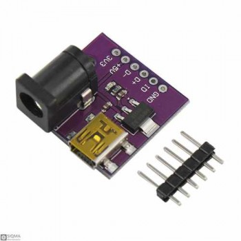 AMS1117 Mini USB Power Supply Module