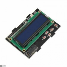 Raspberry Pi 1602 Character LCD Module with Keypad [16x2]